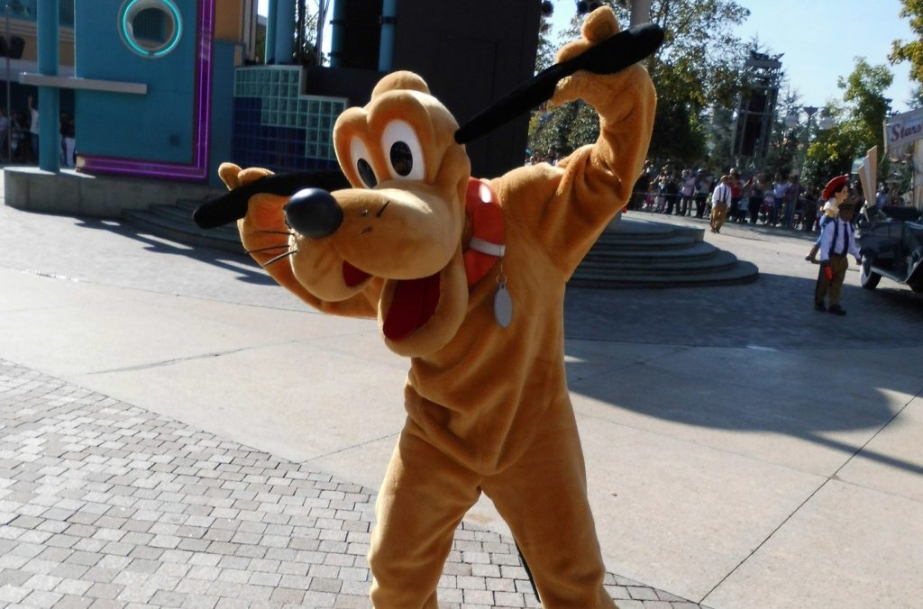 Disney hundenavn
